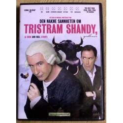 Den nakne sannheten om Tristram Shandy (DVD)