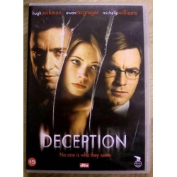 Deception: No one is who they seem (DVD)