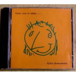 Björn Rosenström: Låtar som är sådär (CD)