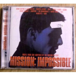 Mission: Impossible (CD)