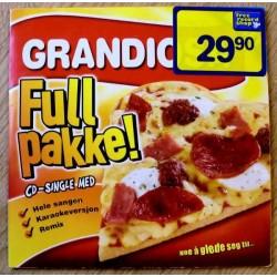 Grandiosa - Full pakke! - CD-single med hele sangen (CD)