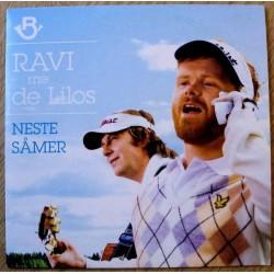 Ravi med de Lillos: Neste såmer (CD)
