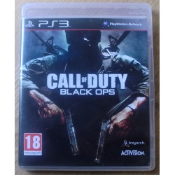 Playstation 3: Call of Duty: Black Ops (Activision)