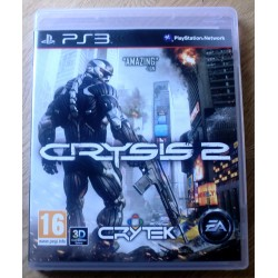 Playstation 3: Crysis 2 (EA Games)