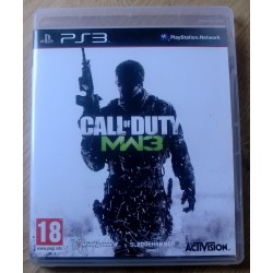 Playstation 3: Call of Duty: Modern Warfare 3 (Activision)