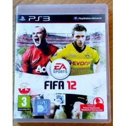Playstation 3: FIFA 12 - Polska (EA Sports)