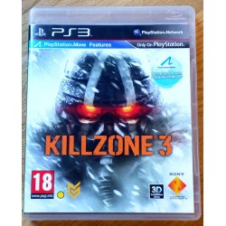 Playstation 3: Killzone 3 (Havok)