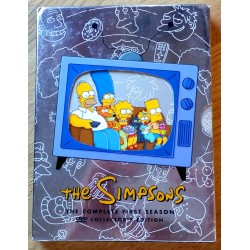 The Simpsons: The Complete First Season - Collector's Edition (DVD)