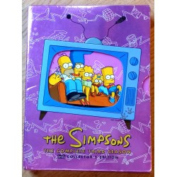 The Simpsons: The Complete Third Season - Collector's Edition (DVD)