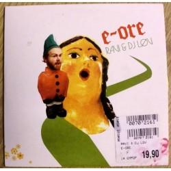 Ravi & DJ Løv: E-ore (CD)