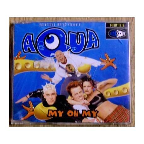 Aqua: My Oh My (CD)