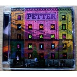 Petter: God Damn It (CD)