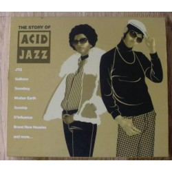 The Story Of Acid Jazz (CD)