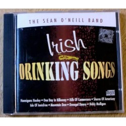 The Sean O'Neill Band: Irish Drinking Songs (CD)