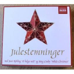 Julestemninger - 3 x CD - Julekort fra Disney og Crosby (CD)