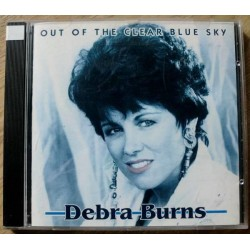 Debra Burns: Out Of The Clear Blue Sky (CD)