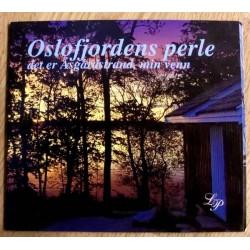 Oslofjordens perle, det er Åsgårdstrand min venn (CD)
