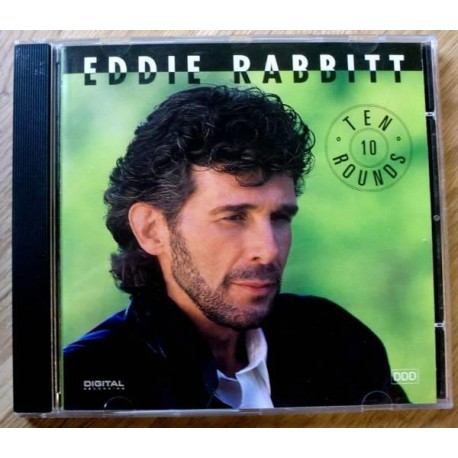 Eddie Rabbitt: Ten Rounds (CD)