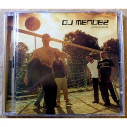 DJ Mendez: Latino For Life (CD)