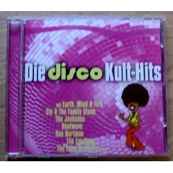 Die Disco Kult-Hits (CD)