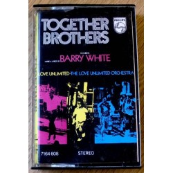 Together Brothers featuring Barry White (kassett)