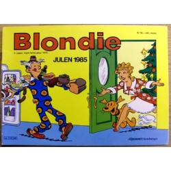 Blondie: Julen 1985