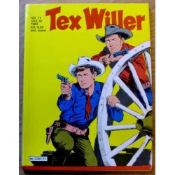 Tex Willer: 1984 - Nr. 11 - Jakten