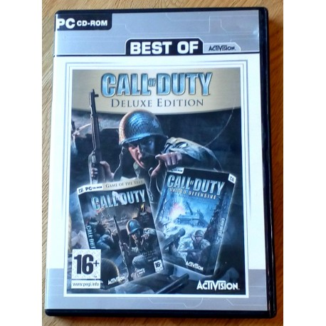 Call of Duty: Deluxe Edition (Activision)