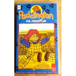 Paddington på fisketur (VHS)