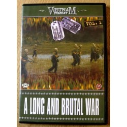 Vietnam Combat: Vol. 1 - A Long And Brutal War (DVD)