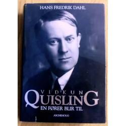 Vidkun Quisling: En fører blir til