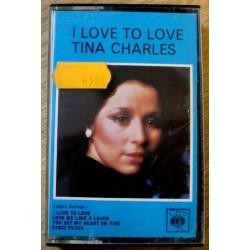 Tina Charles: I Love To Love (kassett)