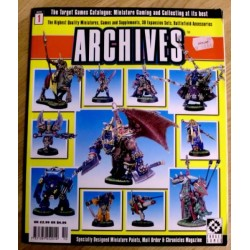 The Target Games Catalogue: Archives 1