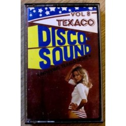 Texaco Disco Sound: Volume 8 (kassett)