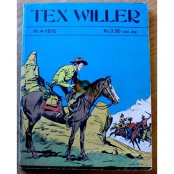 Tex Willer: 1975 - Nr. 4 - Mescaleros