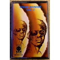Stevie Wonder: Vol. 2 (kassett)