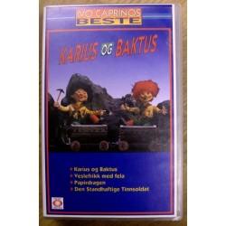Ivo Caprions beste: Karius og Baktus m. fl