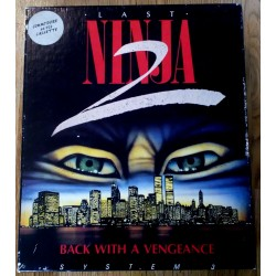 The Last Ninja 2: Back With A Vengeance (System 3)