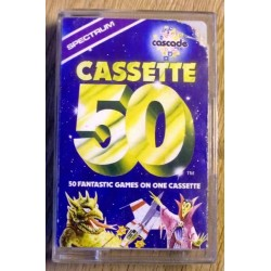 50 Games on one great cassette (Cascade)