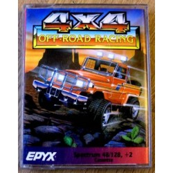 4 x 4 Off-Road Racing (Epyx)