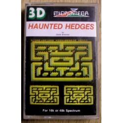 3D Haunted Hedges (Micromega)