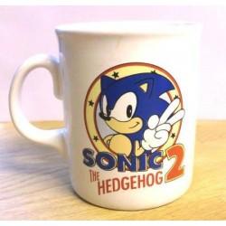 Sonic The Hedgehog 2 - Offisielt krus fra SEGA