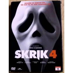 Skrik 4 (DVD)
