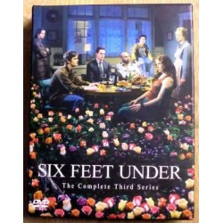 Six Feet Under: The Complete Third Series (DVD)
