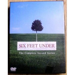 Six Feet Under: The Complete Second Series (DVD)