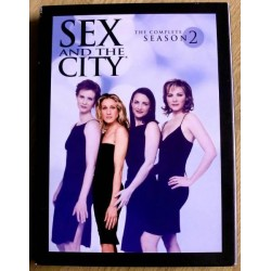 Sex and the City - The Complete Season 2 (DVD)