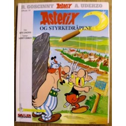 Seriesamlerklubben: Asterix og styrkedråpene (1999)
