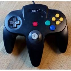 Nintendo 64: Eaxus håndkontroll