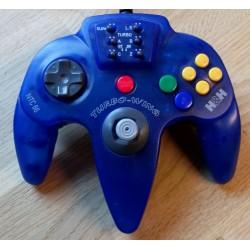 Nintendo 64: H&H Turbo-Wing håndkontroll