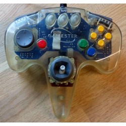 Nintendo 64: Gamester håndkontroll